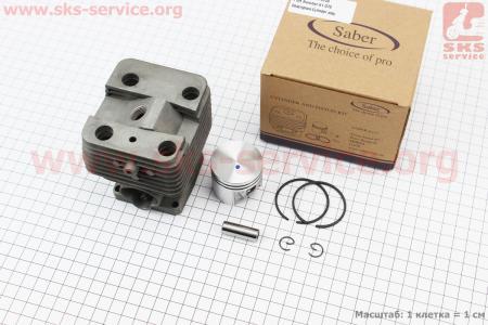 Цилиндр к-кт (цпг) 40мм (палец 10мм) Stihl FS-250 для мотокосы