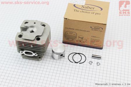 Цилиндр к-кт (цпг) 40мм (палец 10мм) Stihl FS-400 для мотокосы