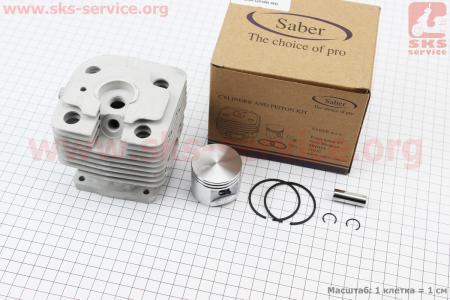 Цилиндр к-кт (цпг) 42мм (палец 10мм) Stihl FS-450 для мотокосы