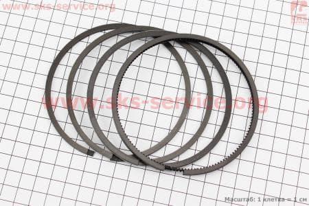 Кольца поршневые R195N 95мм +0,75 З/ч на двигатель дизельный R190N(NM)/R195N(NM)