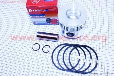 Поршень, кольца, палец к-кт R195N 95мм STD З/ч на двигатель дизельный R190N(NM)/R195N(NM)