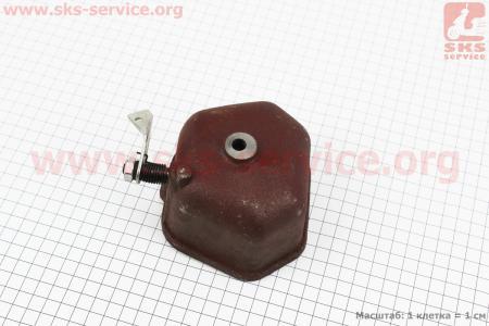 Крышка головки цилиндра (клапанов) R175A/R180NM для мотоблока