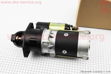 Стартер электрический Z=11, Ø=67,50мм R190N/195NM Тип №5 на двигатель дизельный R190N(NM)/R195N(NM)