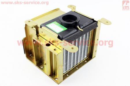 Радиатор R190N (алюминий) З/ч на двигатель дизельный R190N(NM)/R195N(NM)