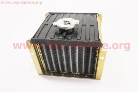 Радиатор R195NM (алюминий) З/ч на двигатель дизельный R190N(NM)/R195N(NM)