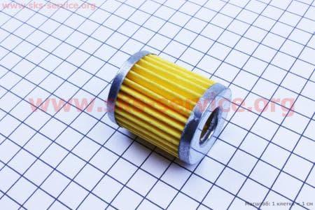 Фильтр топливный - элемент 40мм R170F/R195NM З/ч на двигатель дизельный R190N(NM)/R195N(NM)