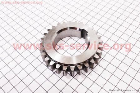 Шестерня коленвала малая R190N/R195NM З/ч на двигатель дизельный R190N(NM)/R195N(NM)