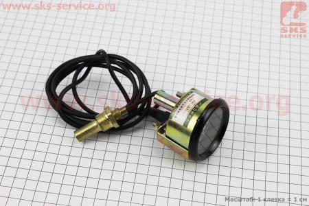 Датчик температуры охлаждающей жидкости с указателем тип 4 к минитракторам DongFeng 240-404