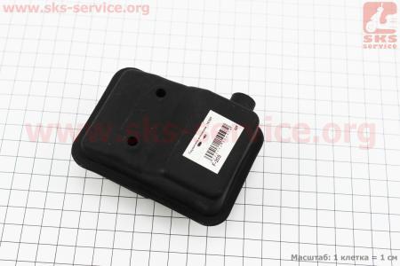 Глушитель 1E32F для мотокосы