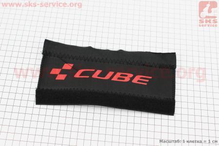 Защита пера на липучке, черная Cubeдля велосипеда