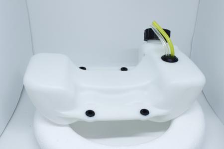 Бак топливный под 4 крепления Тип №1 для мотокос