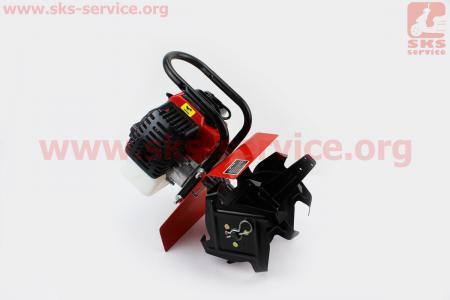 Культиватор Viper 52сс, 1,6кВт, ширина захвата 300мм для мотокосы