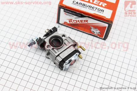 Карбюратор 1E40F-1E44F (большое отверстие 15,2мм) для мотокосы