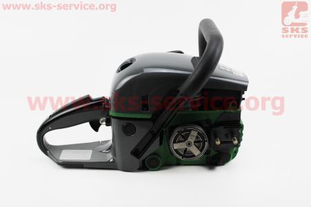 """Бензопила CRAFT-TEC CT5000 52cc (2,9кВт, шина 18"""") с подкачкой. Крышка стар. и тор. - метал. (шина, цепь по 2шт)"""