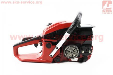 """Бензопила GoodLuck GL5200M 52cc (2,7кВт. шина 18""""), треугольная коробка, с подкачкой"""