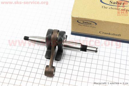 Коленвал, палец 11мм MS-341/361 к бензопилам STIHL