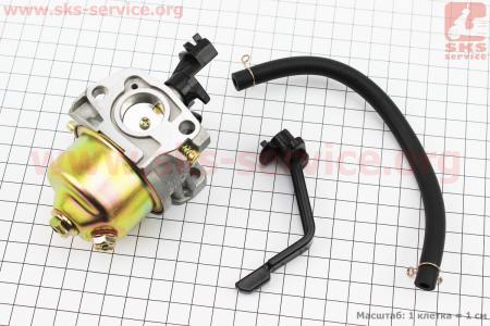 Карбюратор в сборе для двигателя 168F/170F для генератора 2-3,5кВт