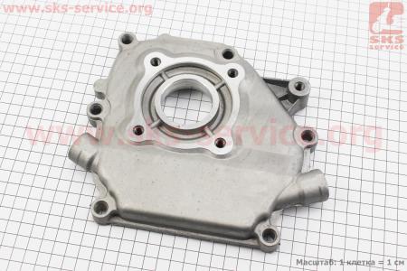 Крышка блока двигателя под один щуп для двигателя 168F/170F
