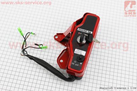 Блок управления электростартером для двигателя D177F/188F