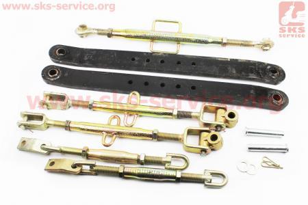 Гидронавесной механизм в сборе к минитракторам DongFeng 240-404 (280.56.001) Тип №2