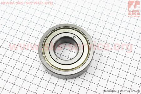 Подшипник 6306-2Z (30x72x19) к минитракторам DongFeng 240-404
