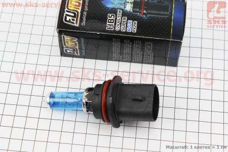 Лампа фары галоген HB5 12V 65/55W Super White