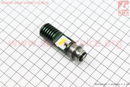 Лампа фары диодная P15D-25-1 - LED-2, тип 3