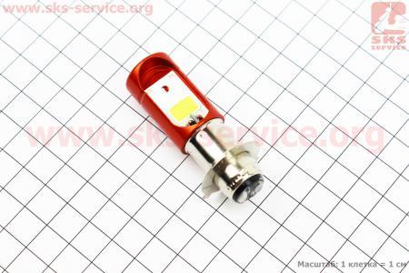 Лампа фары диодная P15D-25-3 - LED-2, тип 2