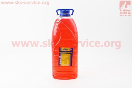 Жидкость  для чистки стекол -25°С (в бачок омывателя) 4L