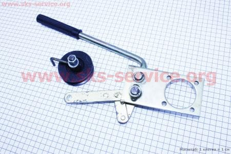 Роторная косилка - Натяжной механизм З/ч на НАВЕСНОЕ оборудование к мотоблокам с двигателем R175N(NM)/R195N(NM)