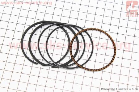 Кольца поршневые 156F 56мм STD для мотоблока