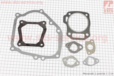 Прокладки двигателя к-кт 7шт 170F (70мм паронит) для мотоблока
