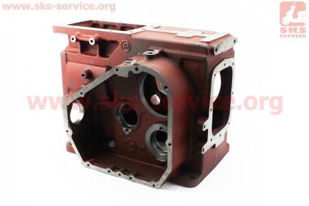 Блок двигателя, поршень 90мм или 92мм, крышка правая 9отв., крышка левая 5отв. для мотоблока R190N