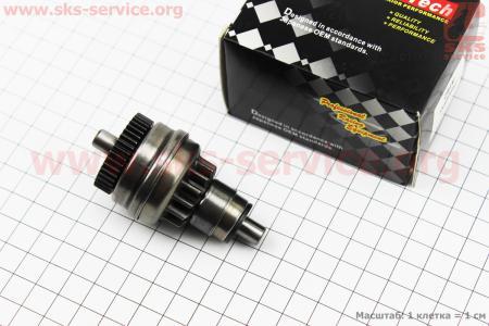 Бендикс стартера для скутера Honda AF61/62; ADDRESS V-50/4-T; LETS-4/5 4-т