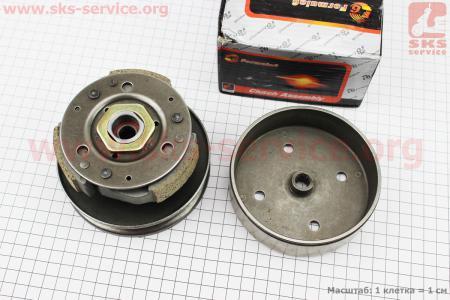 Вариатор задний к-кт для скутера Suzuki AD 50 под сепаратор