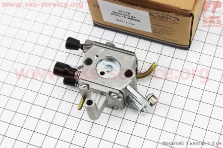 Карбюратор для мотокосы (триммера) Stihl FS-400/450/480