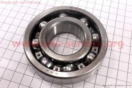 Подшипник 6307 (35x80x21) З/ч на НАВЕСНОЕ оборудование к мотоблокам с двигателем R175N(NM)/R195N(NM)