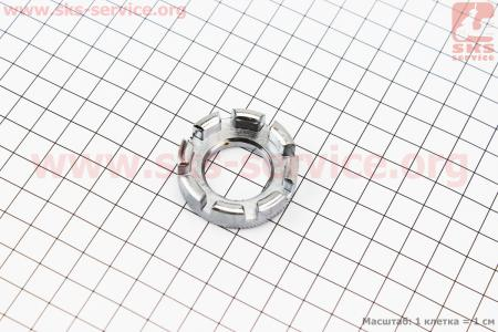 Ключ натяжки спиц (10/11/12/13/14/14/15/15G), KL-9726A для велосипеда
