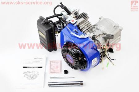 Двигатель генератора в сборе под конус V 6,5л.с. 168F Запчасти к мото-ГЕНЕРАТОРАМ