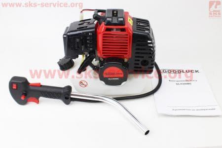 Двигатель мотокосы GoodLuck GL4300ВС - 3,0кВт с ручкой газа