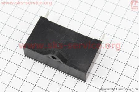 Конденсатор 8µF 350VAC 50/60Hz 0,8кВт Запчасти к мото-ГЕНЕРАТОРАМ