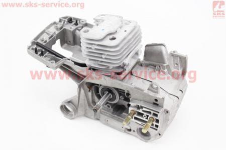 Блок двигателя в сборе для китайских бензопил52cc 45мм