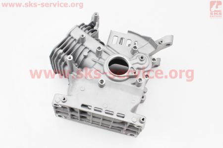 Блок двигателя 170F 70мм (отбито ребро охлажднние) З/ч на двигатель мотоблок бензновый 168F-6,5л.с.