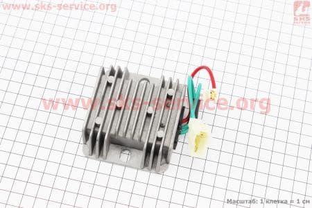 Регулятор напряжения 178F/186F З/ч на двигатель мотоблок дизельный F178/ F186 - 6/9 л.с.