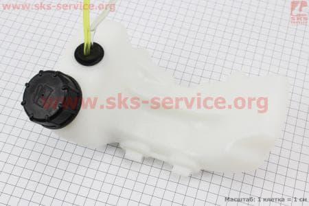 Бак топливный HONDA GX35 (CG438) - 4Т З/ч к ТРИММЕРАМ (мотокосам) 4Т
