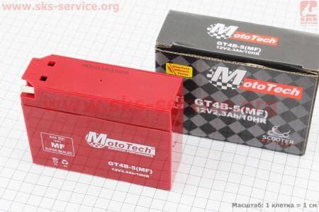 """Аккумулятор """"таблетка-Yamaha/suzuki"""" GT4B-5 113/40/87мм"""