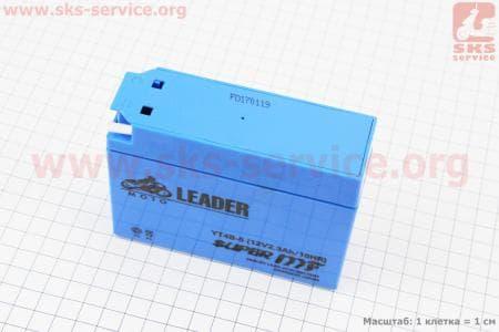 """Аккумулятор """"таблетка-Yamaha/suzuki"""" YT4B-5 113/40/87мм, 2017 (завод OUTDO)"""