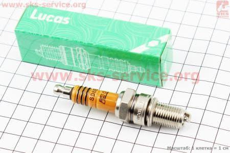 Свеча (мото 4х такт. Китай) SD8E5 (мотоцикл Китай 125-200куб), от 40шт - 15%
