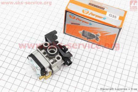 Карбюратор Honda GX35 - 4Т З/ч к ТРИММЕРАМ (мотокосам) 4Т
