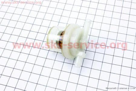 Фильтр топливный с отстойником (элемент - бумага)